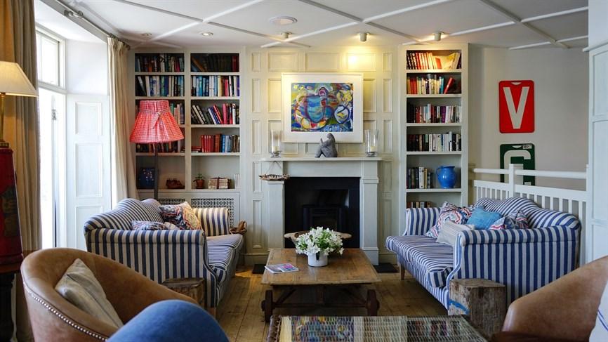 Decorazioni In Legno Per La Casa : I colori invernali per decorare la tua casa tendenze